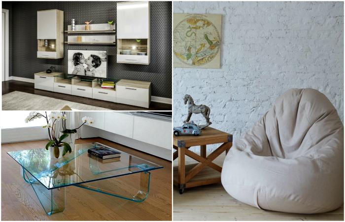 Мебель, которая только портит интерьер.
