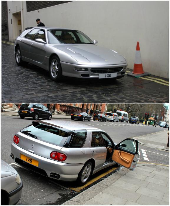 Автомобиль, изготовленный итальянским кузовным ателье Pininfarina по специальному заказу принца брунейского Джеффри. За основу была взята модель Ferrari 456 GT, которую специалисты из из Pininfarina переделали в универсал, увеличив колёсную базу на 200 мм и оснастив полноценным багажником на 400 литров.