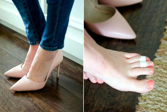 Уменьшить нагрузку в туфлях. | Фото: Amino Apps.