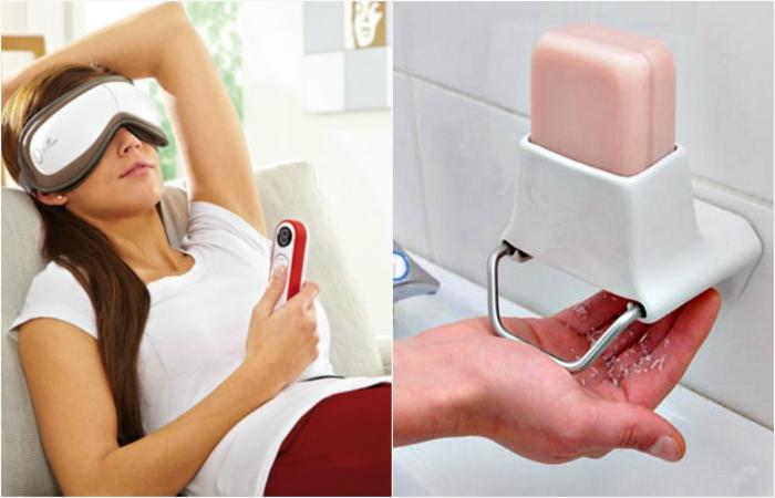Полезные изобретения, которые значительно упрощают жизнь.