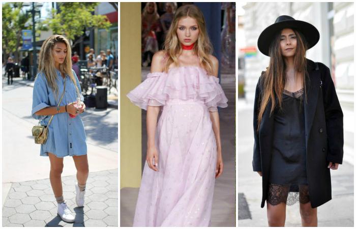 Самые модные платья этого лета.