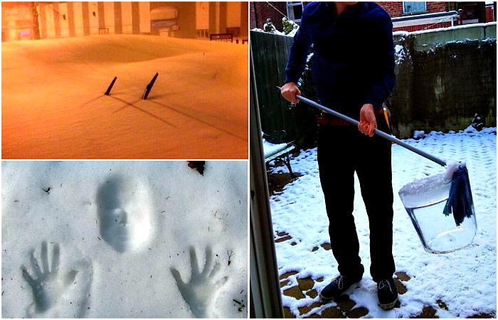Правдивые фотографии, на которых запечатлена зима во всей красе.
