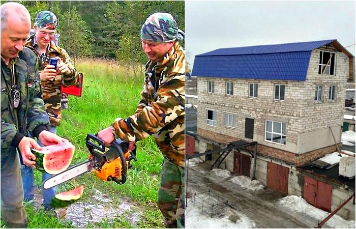 Позитивные снимки про Россию и россиян.
