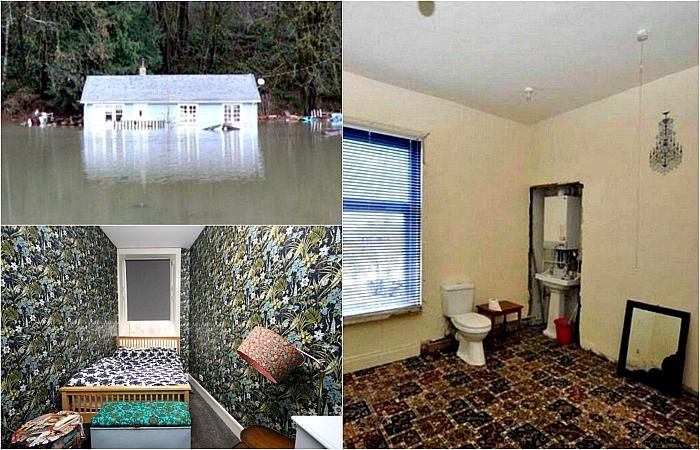 Снимки продаваемых домов, которые отпугнут любого покупателя.
