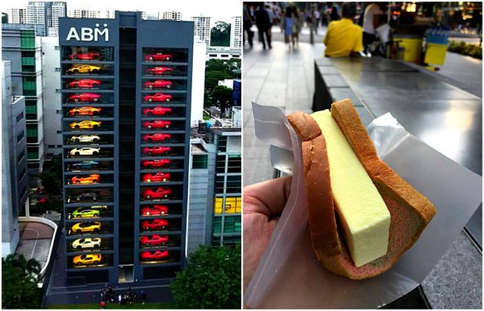 12 фишек Сингапура, которые хочется увидеть своими глазами.