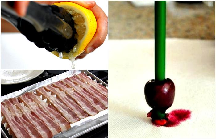 Простая альтернатива модным кухонным принадлежностям.