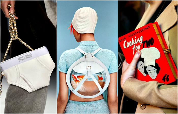 Дизайнерские сумки и рюкзаки на любой вкус.