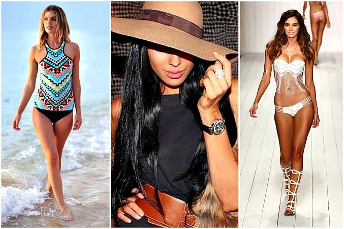 Горячие пляжные тенденции этого лета.