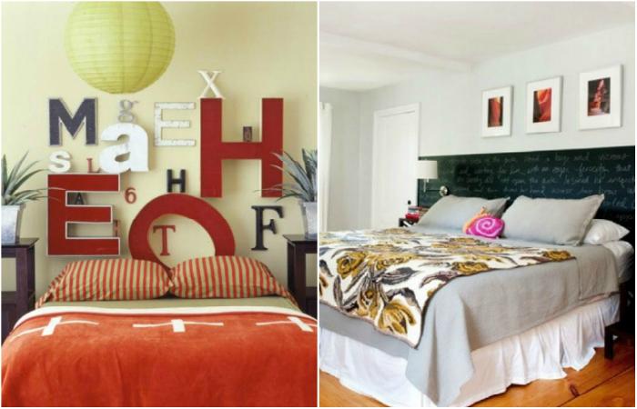Фантастические изголовья, которые добавят спальне уюта.