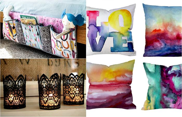 Фантастические вещи и предметы декора, сделанные своими руками.