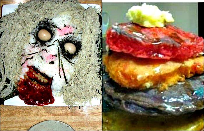 Забавные кулинарные провалы из серии «Ожидание и реальность»