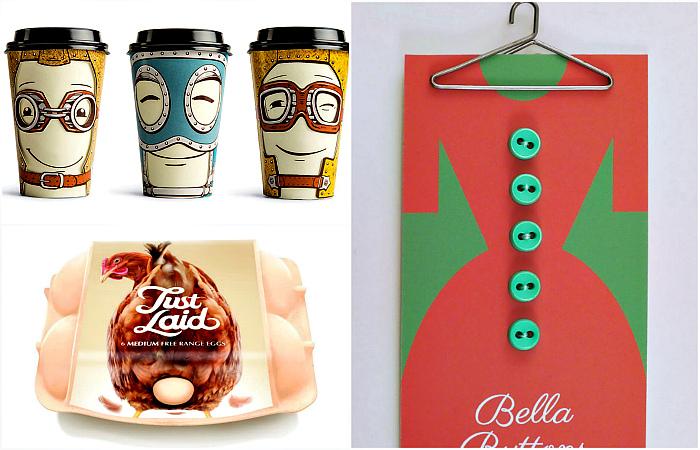 Дизайнерские упаковки, которые делают товары еще более привлекательными.