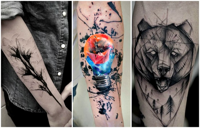 Потрясающие идеи татуировок для мужчин.