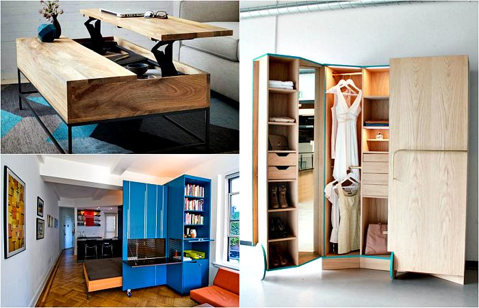 Эргономичная и функциональная мебель для современных квартир.