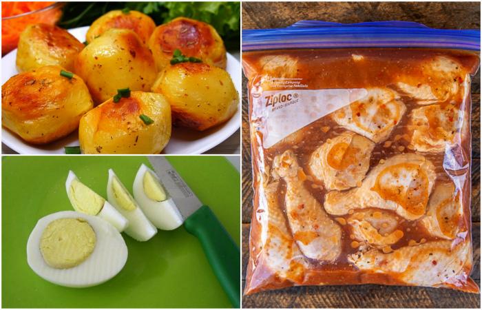 Простые и понятные кулинарные советы, которые пригодятся всем.