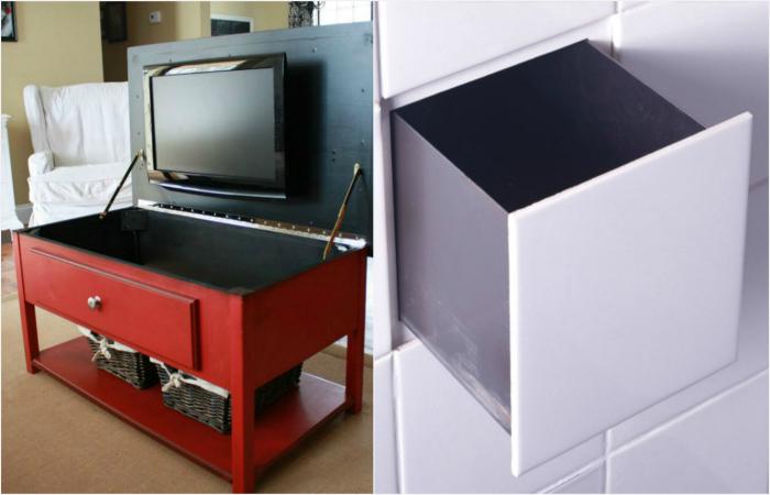 Замечательные системы хранения для дома.