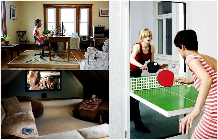 Необычные решения, которые превратят жилье в дом мечты.