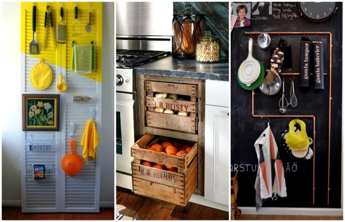 Вдохновляющие идеи декора кухни.