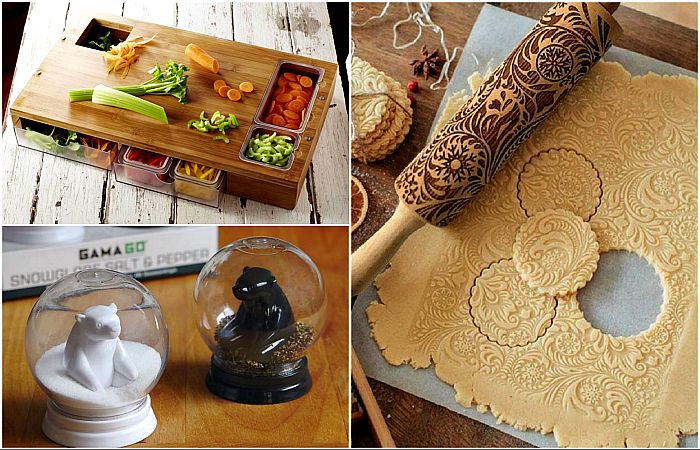 Вещицы, которые украсят кухню и пригодятся в хозяйстве.