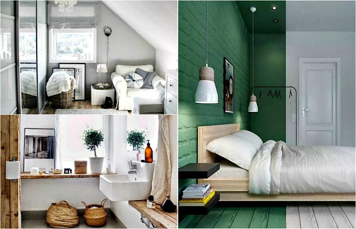 Чудесные интерьеры в минималистичном стиле.