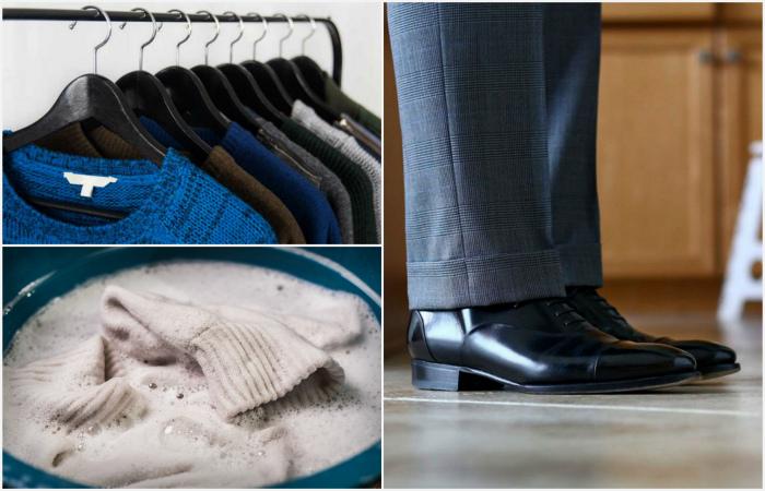 Простые советы, которые продлят жизнь одежде и обуви.