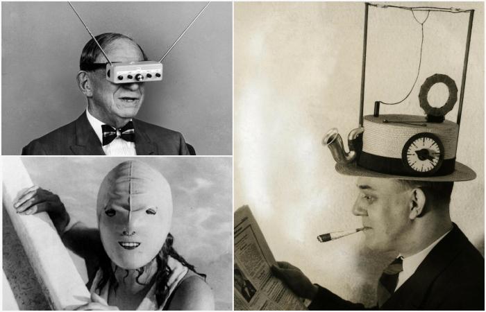 Странные изобретения из прошлого.