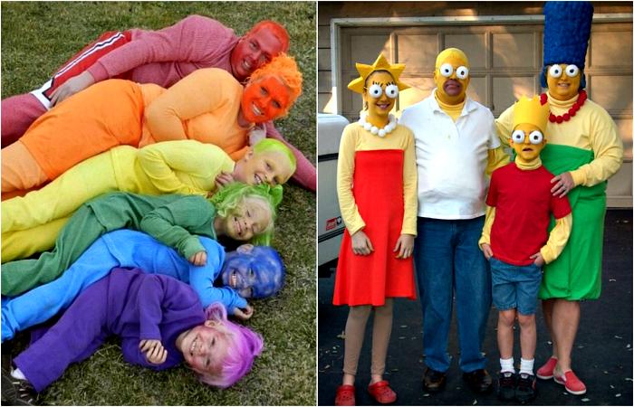 Смешные семейные снимки, которые заставят улыбнуться.