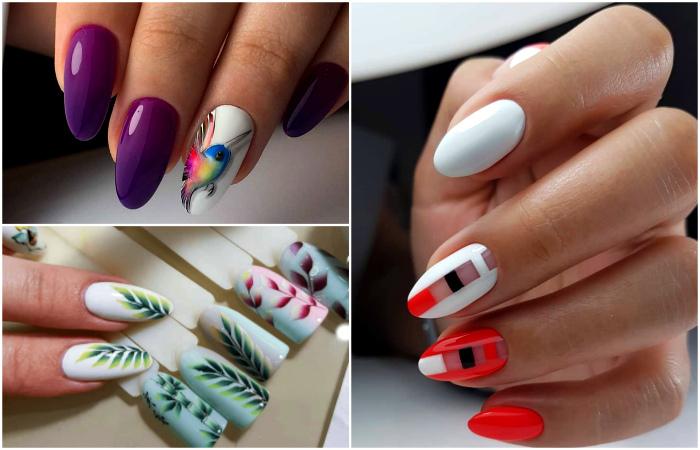 Самые горячие тенденции весеннего дизайна ногтей.