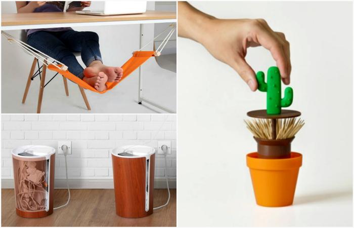 Креативные мелочи для дома, которые хочется купить прямо сейчас.