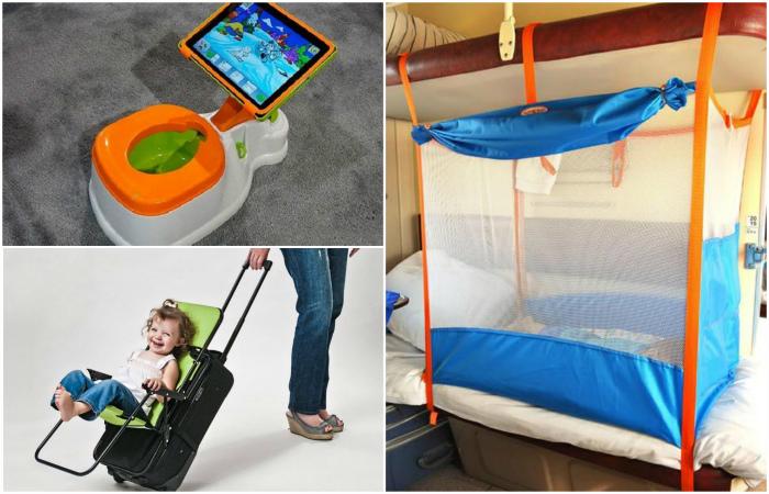 Современные изобретения, которые сделают жизнь новоиспеченных родителей намного лучше.