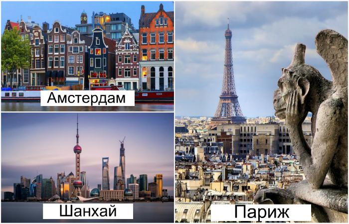 Популярные города, которые могут не оправдать ожидания путешественников.