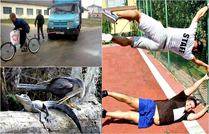Снимки, доказывающие, что вера в себя - это путь к успеху.