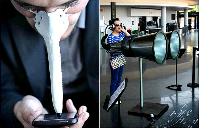 Любопытные изобретения.