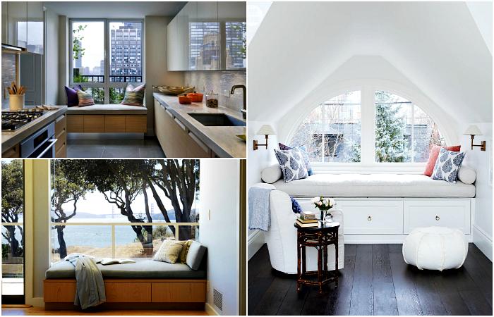 Очаровательные идеи оформления уютного места для отдыха в своем доме.