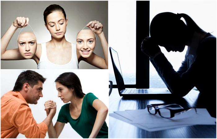 Ситуации, которые отбирают женскую энергию.