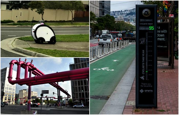 Необычные изобретения, которые уже есть в развитых городах.