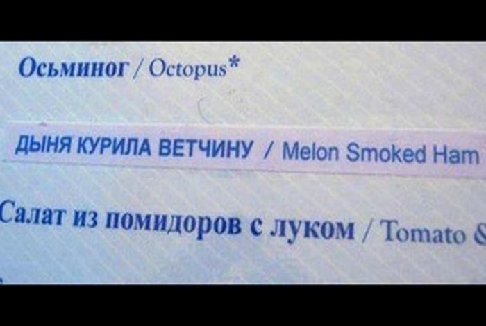 А дыня-то, похоже, шалунья! | Фото: telegraf.com.ua.