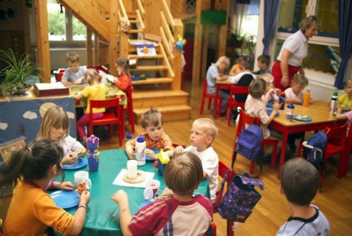 Воспитание детей и детские учреждения. | Фото: DochkiMateri.
