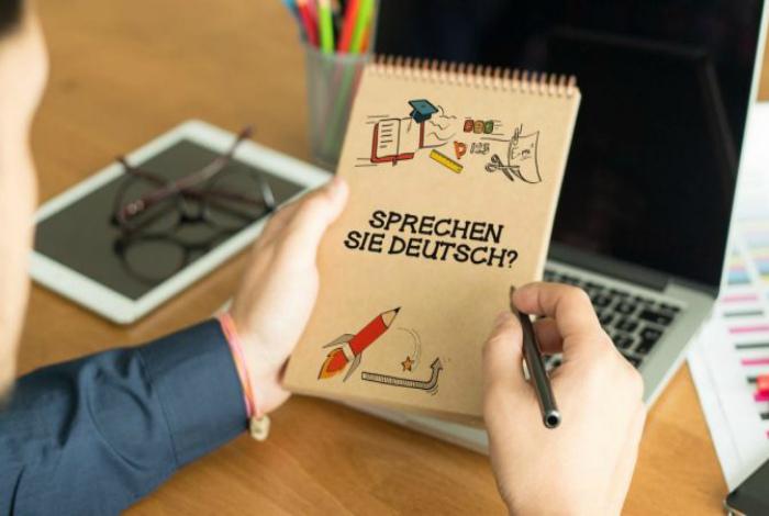 Немецкий язык и трудности перевода. | Фото: Наши в Германии.
