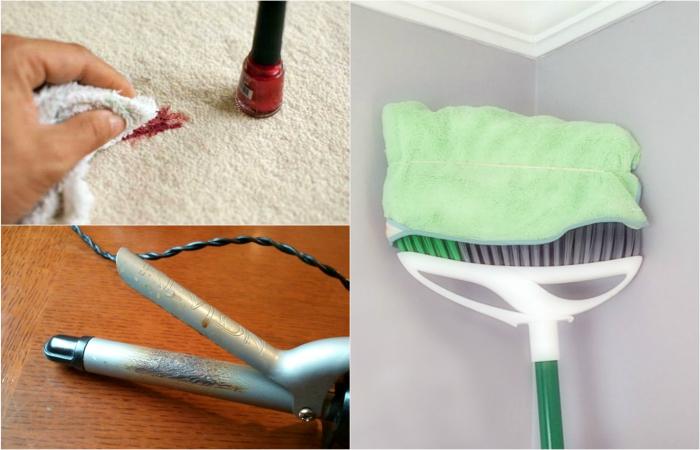 Простые хитрости, которые помогут навести порядок в каждом закутке квартиры.