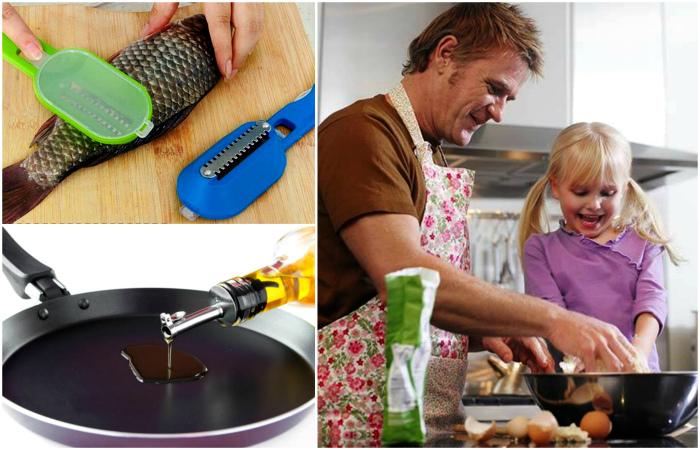 Хитрости, которые помогут превратить готовку из обязанности в хобби.