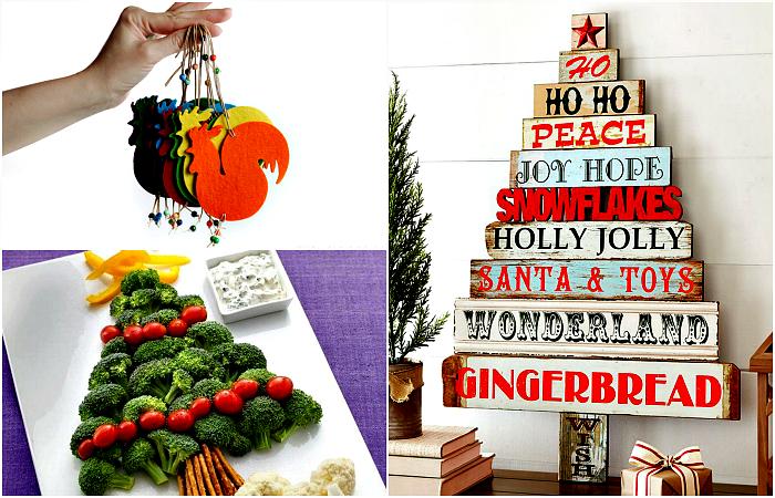 Стильные идеи и тренды новогоднего декора.