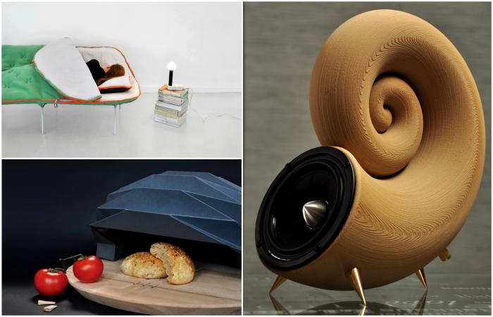 Оригинальные дизайнерские изобретения, которые сделают жилье неповторимым.