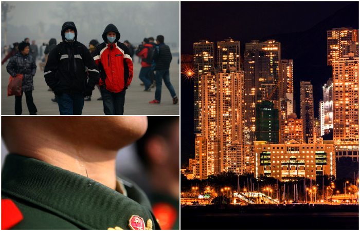 Необычные наблюдения о жизни в Китае.