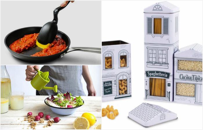 Стильные и практичные штучки для каждой кухни.