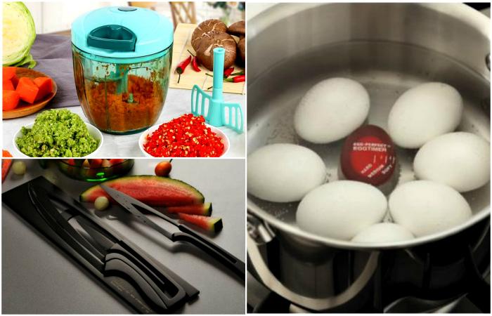Современные кухонные девайсы, которые с успехом заменят старые советские инструменты.