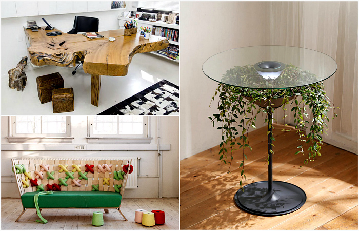 Современные дизайнерские изобретения, которые украсят дом.