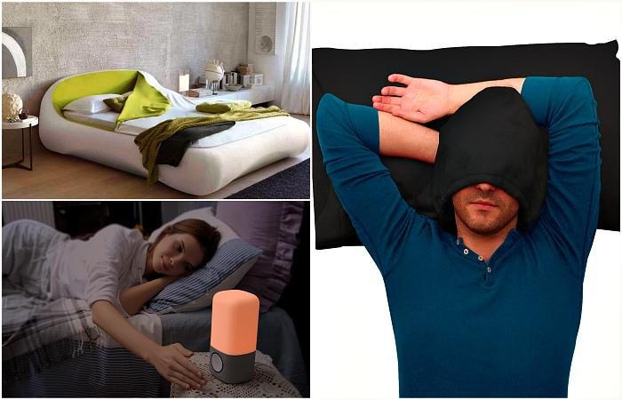 Устройства, которые нужны всем, кто мечтает выспаться.