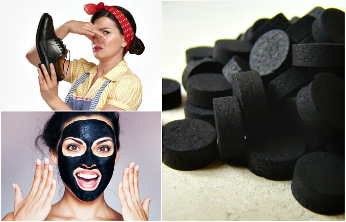 Полезные свойства активированного угля и необычные способы его применения.