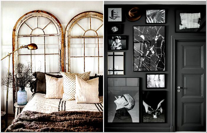 Свежие идеи декора, которые позволят преобразить спальню без больших затрат.